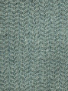 VERVAIN DROMEDARY WOVEN ETHNIC CHIC FABRIC AZURE