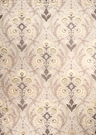 VERVAIN EKALI EMBROIDERED FABRIC GOLD YELLOW