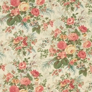 VERVAIN FAIRCHILD COTTON FLORAL FABRIC CREAM