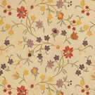 VERVAIN FEMMINA EMBROIDERED SILK FABRIC RAISIN