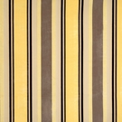 VERVAIN GENE STRIPE VELVET FABRIC YELLOW MAIZE