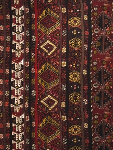 VERVAIN ISTANBUL PRINTED FABRIC COCHINAEL