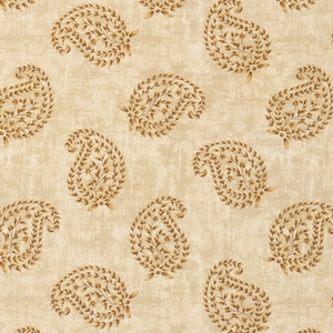 VERVAIN MATARA PRINTED FABRIC WHEAT