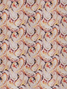 VERVAIN MONTESCANO PAISLEY FABRIC CARNIVAL