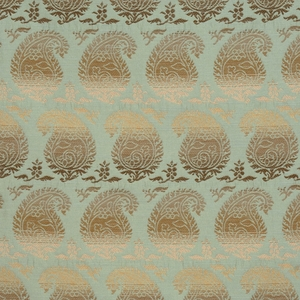 VERVAIN PASHA OMBRE WOVEN FABRIC WATERBLUE