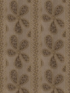 VERVAIN PUYCELSI COTTON FABRIC DARK STEM