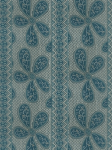 VERVAIN PUYCELSI COTTON FABRIC PERSIAN