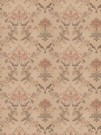 VERVAIN TUNISIAN BROCADE FABRIC FIELDSTONE