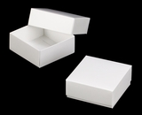 "3060x2889 - 4"" x 4"" x 1 3/4"" White/White Two Piece Simplex Box Set, without Window"