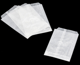 "3264 - 1/2 LB Flat Glassine Translucent Bag 4 3/4"" x 6 3/4""  - 1000ct"