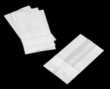 "3270 - 6 LB  Wax Coated White SOS Bag 6"" x 3 5/8"" x 11""  - 100ct"