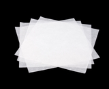 "3790 - 12"" x 12"" White, Grease Proof Paper, 1000 Count"