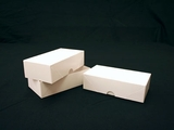"966x967 - 7 1/4"" x 3 5/8"" x 2"" White/White Timesaver Box Set"