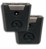Igloo Stainless Plastic Hybrid Latch Pair
