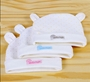 0-3 Month Super Soft  Lovely Cotton Baby Hat Infant Hat