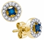 10KT Yellow Gold 0.27CT-DIA FASHION EARRINGS - Earrings