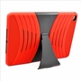 Apple Ipad Air 2 Hybrid Silicone Case Cover Stand Red