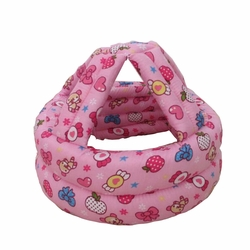 Baby & Infant Toddler Safety Helmet Head Protection Cap Candy Pink (Adjustable)