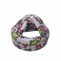 Baby & Infant Toddler Safety Helmet Head Protection Cap Colorful Stars