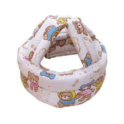 Baby & Infant Toddler Safety Helmet Head Protection Cap Lovely Bear (Adjustable)