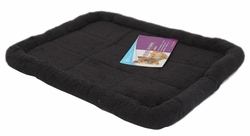Comfortable Pet Bed Pet Mats Cat/ Dog House Bed 46 x 34CM -Black