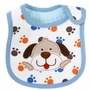 Dog Neat Solutions Waterproof Baby Infant Toddle Burp Cloths Bib Set of 3