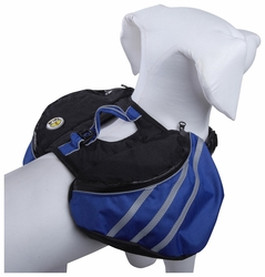 Everest Pet Backpack- Blue - Small