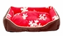 Fashion Pet Bed Washable Pet Nest Cat Bed Dog House S - Red