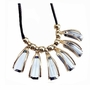 Fashion Woman Pendant  Chain Vintage Choker  Necklace Latest Collar Necklace