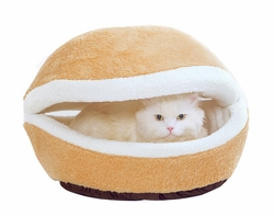 Hamburg Pet Cat Bed Washable Pet Nest Cat Bed Cat House 46*35*26 CM