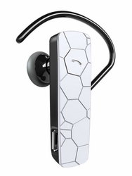 Hot Bluetooth Headset Wireless Bluetooth Headset For Phones Porcelain WHITE