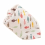 Infant Toddle Burp Cloths Baby Bibs Neat Solutions Double Layers FISH Set of 5