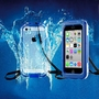 IPhone 6 / 6S Full Body Sealed Waterproof Snowproof Shockproof Dirtproof Case Blue