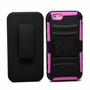 IPhone 6 / 6S Plus Armor Belt Clip Holster Case Cover Pink