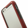IPhone 6 / 6S Plus Hybrid Bumper Case Cover Red