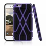 IPhone 6 / 6S Plus Spider Max Dual Layers Hybrid Cover Case Purple