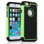 IPhone 6 / 6S Shockproof Rugged Box Case Cover Matte Green