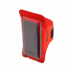 iPhone Armband Case Cover Workout Cell Phone Holder Sports Running Gym - Orange