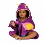 Kidorable Infant Baby Toddler Cotton Bathrobe Butterfly Towel Medium