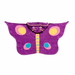 Kidorable Infant Baby Toddler Cotton Bathrobe Butterfly Towel Small