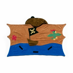 Kidorable pirate towel small