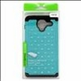 Kyocera Hydro View C6742 Diamond Hybrid Rugged Case Cover Light Green