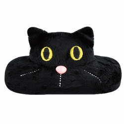 Lovely 3D Creative Cartoon Sunglasses/Eyeglasses Case For Kids ( Dark Cat )