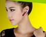 Mini 3.0 Bluetooth Headset Women Specialized Diamond Bluetooth Headset RED