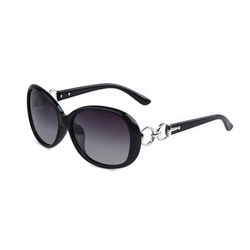 New Fashion Full Frame Beautiful  Sunglasses for Women Black