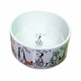 Porcelain Pets Puppy Food Water Bowls Dogs Bowls Cats Pet Supplies - Dog