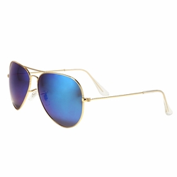 Premium Lightweight Men & Women's Polarized Sunglasses Sunglass - Blue