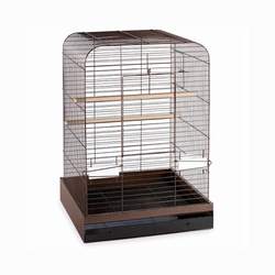 Prevue Hendryx Pet Products Madison Removable Grille And Tray Offer Easy Cleanup Bird Cage, Color - Copper