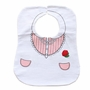 Princess' Dress Neat Solutions Infant Burp Cloths Toddle Newborn Bib Set of 2