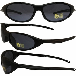 Raven Sunglasses with Head Grabbing Temples